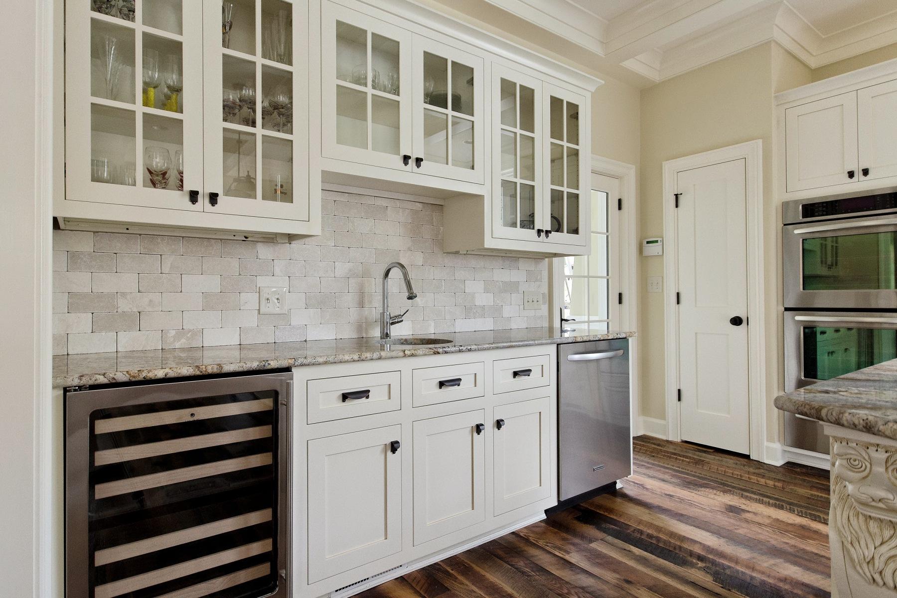 Sarisand Tile Designer Kitchen Showroom Charlottesville Bath Kitchen Design
