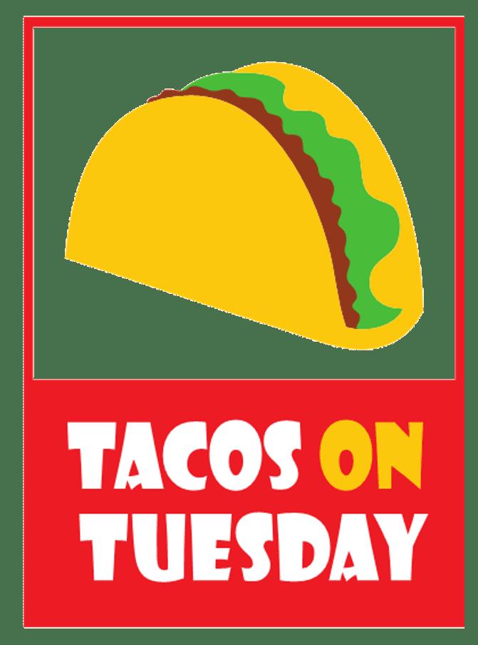 Tacos On Tuesday Logo