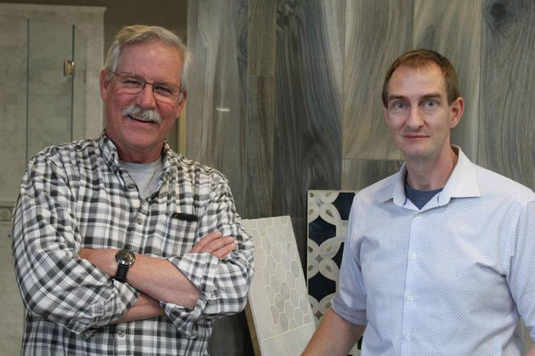 Bill and Pete - Sarisand Tile